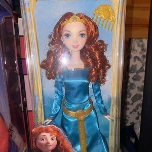 Brave doll